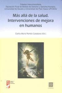 MAS ALLA DE LA SALUD INTERVENCIONES DE MEJORA EN HUMANOS