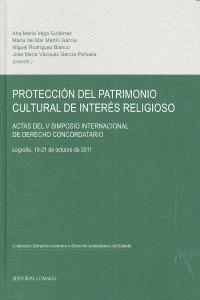 PROTECCION PATRIMONIO CULTURAL DE INTERES RELIGIOSO