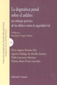 DOGMATICA PENAL SOBRE EL ASFALTO,LA