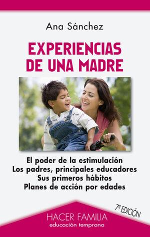 EXPERIENCIAS DE UNA MADRE