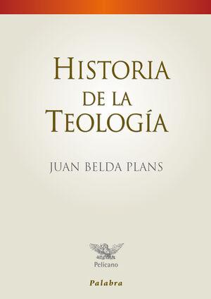HISTORIA DE LA TEOLOGA