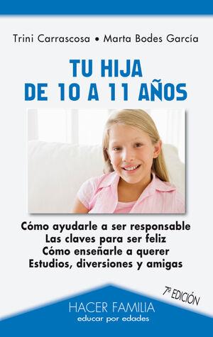 TU HIJA DE 10 A 11 AÑOS