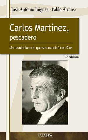 CARLOS MARTÍNEZ, PESCADERO