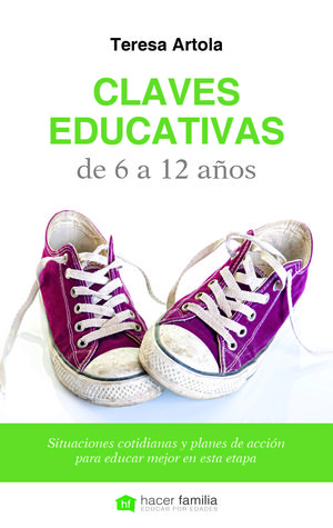 CLAVES EDUCATIVAS DE 6 A 12 AÑOS