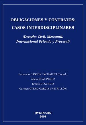 OBLIGACIONES Y CONTRATOS: CASOS INTERDISCIPLINARES