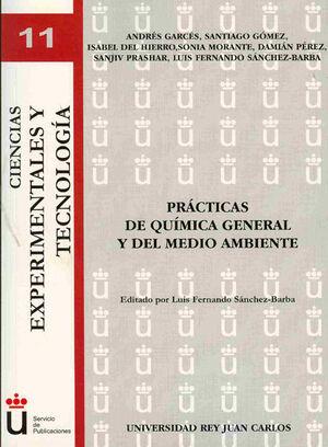 PRÁCTICAS DE QUMICA GENERAL Y DEL MEDIO AMBIENTE