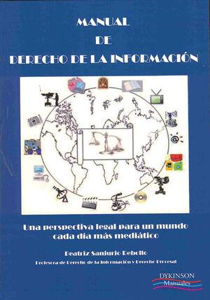 MANUAL DE DERECHO DE LA INFORMACIÓN