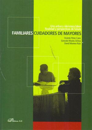 FAMILIARES CUIDADORES DE MAYORES