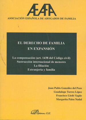 EL DERECHO DE FAMILIA EN EXPANSIÓN