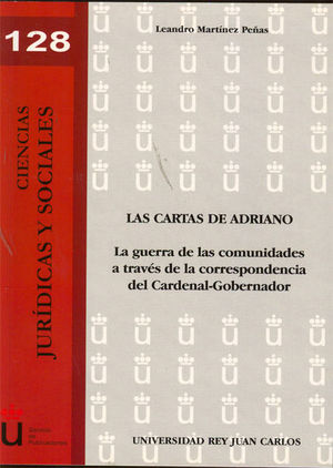 LAS CARTAS DE ADRIANO
