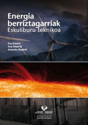 ENERGIA BERRIZTAGARRIAK. ESKULIBURU TEKNIKOA