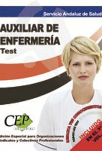 AUXILIAR DE ENFERMERA, SERVICIO ANDALUZ DE SALUD (SAS). TEST