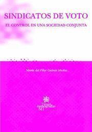SINDICATOS DE VOTO EL CONTROL EN UNA SOCIEDAD CONJUNTA