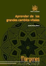 APRENDER DE LOS GRANDES CAMBIOS VITALES