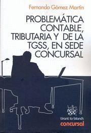 PROBLEMATICA CONTABLE, TRIBUTARIA Y DE LA TGSS, EN SEDE CONCURSAL