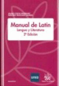 MANUAL DE LATN LENGUA Y LITERATURA