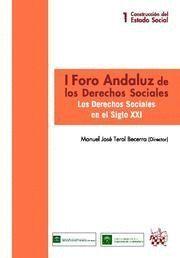 I FORO ANDALUZ DE LOS DERECHOS SOCIALES