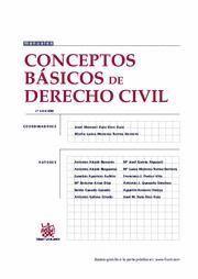 CONCEPTOS BASICOS DE DERECHO CIVIL