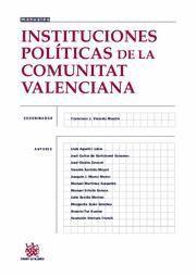 INSTITUCIONES POLITICAS DE LA COMUNITAT VALENCIANA