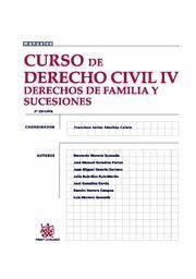 CURSO DE DERECHO CIVIL IV DERECHOS DE FAMILIA Y SUCESIONES