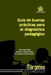 GUIA DE BUENAS PRACTICAS PARA EL DIAGNOSTICO PEDAGOGICO
