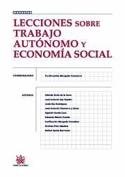 LECCIONES SOBRE AUTONOMO Y ECONOMIA SOCIAL