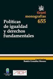 POLITICAS DE IGUALDAD Y DERECHOS FUNDAMENTALES
