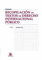 RECOPILACION DE TEXTOS DE DERECHO INTERNACIONAL PUBLICO