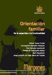 ORIENTACION FAMILIAR DE LA CAPACIDAD A LA FUNCIONALIDAD