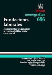 FUNDACIONES LABORALES HERRAMIENTA PARA CANALIZAR LA RESPONSABILIDAD SOCIAL EMPRESARIAL