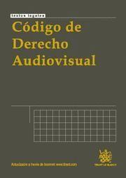 CODIGO DE DERECHO AUDIOVISUAL