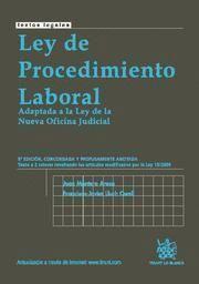 LEY DE PROCEDIMIENTO LABORAL ADAPTADA A LA LEY DE LA NUEVA OFICINA JUDICIAL