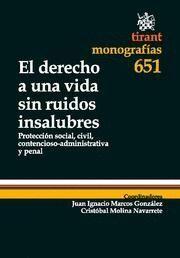 DERECHO A UNA VIDA SIN RUIDOS INSALUBRES, EL PROTECCION SOCIAL, CIVIL, CONTENCIOSO-ADMINISTRATIVA Y