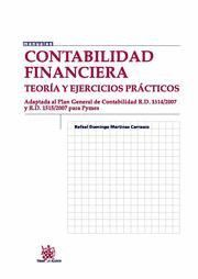 CONTABILIDAD FINANCIERA TEORIA Y EJERCICIOS PRACTICOS