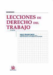 LECCIONES DE DERECHO DEL TRABAJO