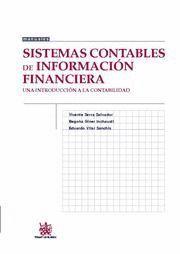 SISTEMAS CONTABLES DE INFORMACION FINANCIERA UNA INTRODUCCION A LA CONTABILIDAD