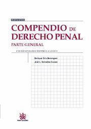 COMPENDIO DE DERECHO PENAL PARTE GENERAL