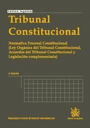 TRIBUNAL CONSTITUCIONAL NORMATIVA PROCESAL CONSTITUCIONAL