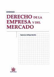 DERECHO DE LA EMPRESA Y DEL MERCADO