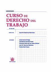 CURSO DE DERECHO DEL TRABAJO