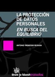 PROTECCION DE DATOS, LA EN BUSCA DEL EQUILIBRIO