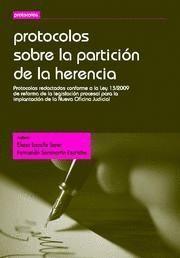 PROTOCOLOS SOBRE LA PARTICIPACION DE LA HERENCIA