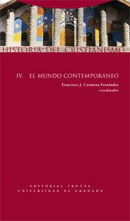 HISTORIA DEL CRISTIANISMO IV