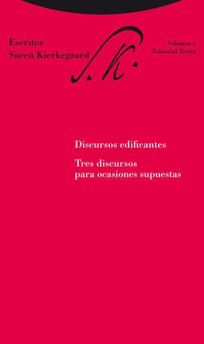 DISCURSOS EDIFICANTES