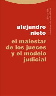 EL MALESTAR DE LOS JUECES