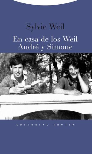 EN CASA DE LOS WEIL. ANDRÉ Y SIMONE