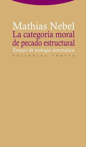 LA CATEGORÍA MORAL DE PECADO ESTRUCTURAL