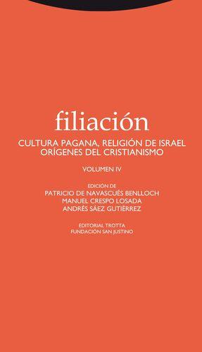FILIACIÓN IV