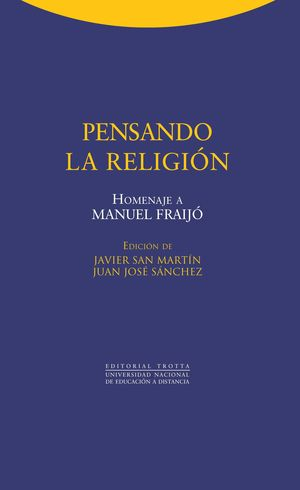 PENSANDO LA RELIGIÓN