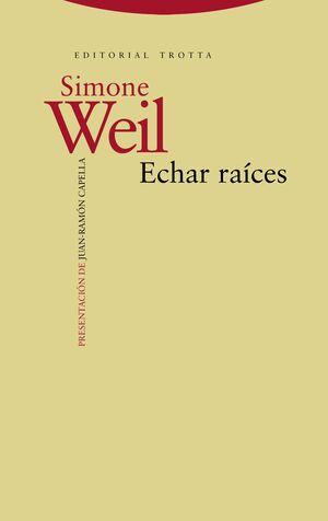 ECHAR RAÍCES